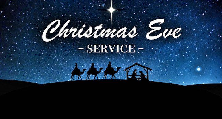 Christmas Eve Worship - Harrisburg United Methodist Church